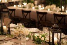 Wedding Bells: Decor / Inspiration about my wedding decor.