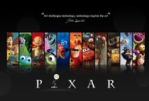 Pixar | Disney / Best animations in the world / by Hennie Bouwe