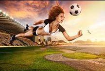 Balls & Babes / Vrouwen en sport gaat heel goed samen...