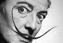 Salvator Dali / Genius wacko art specialist