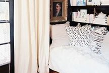 Guest Bedroom / Ideas and small projects to make the guest bedroom comfy and cozy.