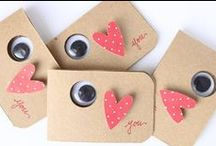 Spirit of Valentine's Day / Valentine's Day gifts, décor, cards and more.
