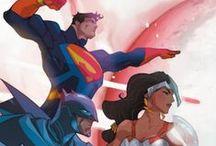 DC Comics / by Lydia Steuart