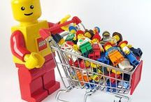 LEGO en Playmobil / Toys for little boys (and girls) / by Hennie Bouwe