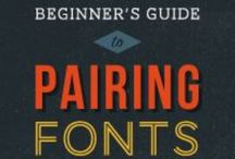 Fonts and Lettering