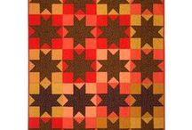Star Quilts / All kinds of star quilt and star quilt inspiration.