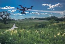 UAV Camera Drone / What I would like and work samples of my new obsession