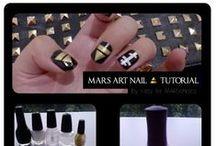 Nails Art - Design / Nail Art / by Daniela Kemmer
