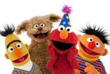 Sesamstraat   Sesame Street / All the figures of sesame street