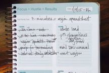 Time Management Tips / Time management tips and links from Penelope Loves Lists, the best website for the Type A woman.