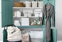 Penelope's Picks: Closets + Pantries / Penelopes love their closets and pantries to be as organized as can be. Here's some inspiration. / by Penelope Loves Lists