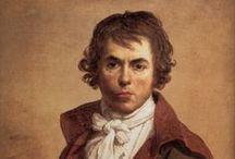 Jacques-Louis David / École néoclassique / by Marc Durand-Chastel