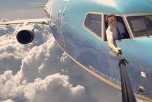 Cool selfies / Cool selfies taken around the world.