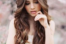 Wedding Bells: Hair, Nails and Makeup / Ideas for my future wedding hair and makeup.