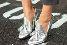 Pumped Up Kicks / Shoes Sneakers Flats Boots Kicks  / by Emma Moseley