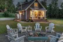 Outdoor Spaces / Special spaces that just happen to be outdoors... / by Cozy Little House
