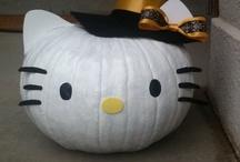 Holidays:  Halloween crafts & decor