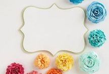 Crafty Endeavors:  Paper works