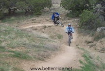 BetterRide Camp Photos / Stoked BetterRide students! / by BetterRide MTB Skills Coaching