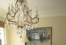 Dining Spaces / by Debbie Hodge