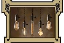 Vintage Style Lightbulbs and ideas