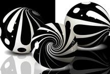 Black and White / by Edilamar