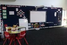 Custom Fit Outs For Schools / A collection of school classroom fit outs by VDSA\\\\Visual Display Solutions Australia.  Whiteboards, Pin boards, Interactive Whiteboards, Room Dividers & Work Stations Custom made and installed by VDSA