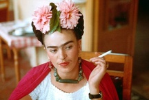 Frida Kahlo / Frida is my muse