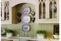 Kitchens / by Debbie Hodge