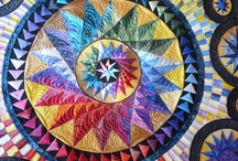Quilting and Sewing / by Keia Scott-Newsome