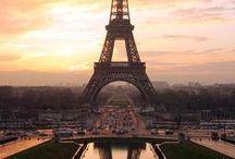 Paris / by Alexa Shimek