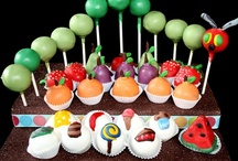 Very Hungry Caterpillar Party / by Keia Scott-Newsome