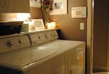 house → laundry room / by Dallas Flint