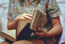 hobby ❥ reading / by Dallas Flint