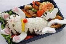 My Recipe File Box:  Bento Style