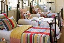 Kids Bedroom / by Tina Boyer