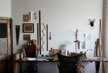 artists, designers & their studios
