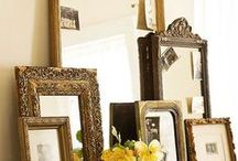 Mirrors / A reflection of our true selves. Mirror, mirror, on the wall...