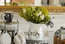 Table Top Decor / by Cozy Little House