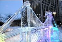 Ice Sculpture's / by Jeana