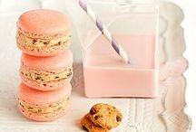 My Recipe File Box:  Macarons