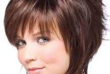 Hair styles / by Nancy May