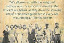 Genealogy / by Donna Fulton