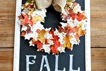 Fall Inspiration / Autumn and fall inspiration of every variety. From picturesque scenery to crafts to recipes to home decor. / by Cozy Little House