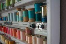 Home Ideas:  Craft Room