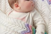Crochet & Knit / Patterns & hints / by Ina Bentley