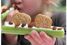 Post Bounce Snack Ideas / Some awesome snack inspiration, for hungry little jumpers!
