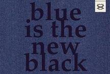 Blauw, ik hou van jou