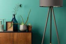 Wonen - Najaar 2014 - Coppermania trend - Zuiver / Najaarstrend voor in huis door Caroline van Velze, Art Director van Zuiver.