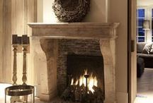 Fireplace ~ Hearth ~ Mantle